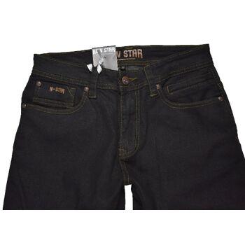 New Star 0179 JV-Slim Blue Black Stretch Hosen Herren Jeans Hosen 6-114