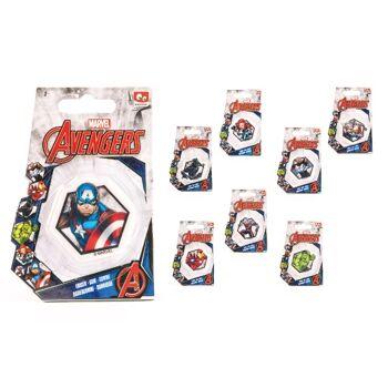 35-6024, Avengers Radiergummi