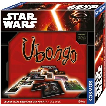 35-8271, Star Wars - Ubongo Brettspiel