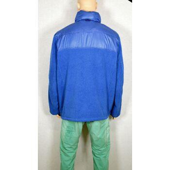 ARQUEONAUTAS Herren Kapuzenjacke Gr.3XL Fleece Jacket übergröße 42021602