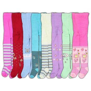 192 trendige Kinder Mädchen Jungen Girls Boys Strumpfhosen in versch. Farben Mustern Größen - für nur 0,99 EUR je Stck.