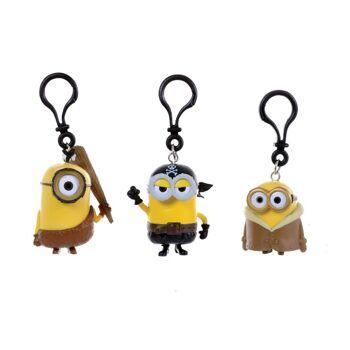 35-9221, Figuren Minions an Schlüsselkette, Schlüsselanhänger