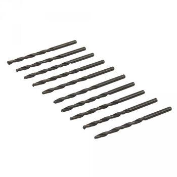 HSS- Spiralbohrer, metrisch, 3mm, 10er Pack