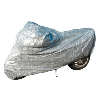 Motorradgarage, Maße: 229x99x125