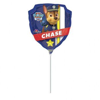 35-8828, Folienballon Paw Patrol Mini Shape 30 cm