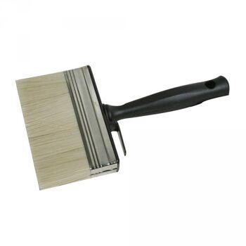 Holzschutzpinsel, 125 mm Breite