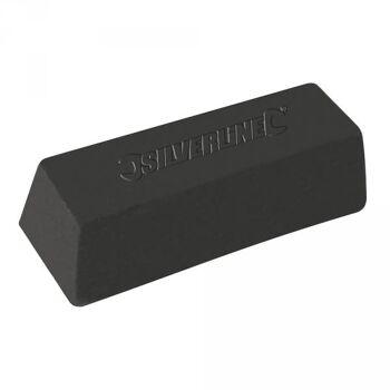 Polierpaste, schwarz 500g