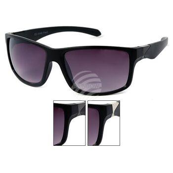 VIPER Damen und Herren Sonnenbrille Vintage Retro