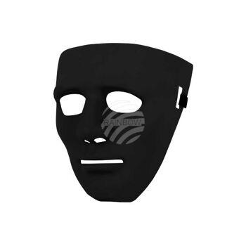 Masken Maske schwarz Halloween Karneval