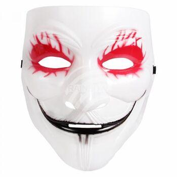 Sortierung Karnevalsmaske sortiert Harlekin