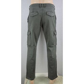 Mustang Brinkley Cargo Regular Fit Low Rise Slim Herren Jeans Hosen 3-1397