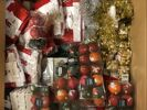 24 trucks with new Chrismas items mixed price by each truck 6000 euro