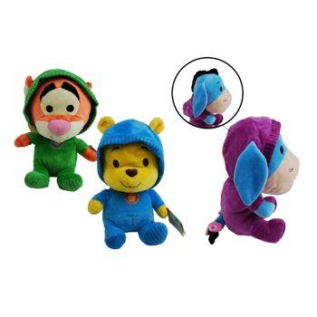 35-3593, Disneys Winnie The Pooh 30 cm, mit Kapuze