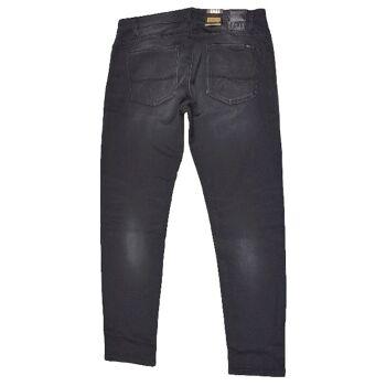 Cars Jeans Ancona Jog Den Black Used 7267841 W36L34 Herren Jeans Hosen 15-1206