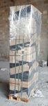 36 elegante Design-Terrazo-Blumenkübel, quaderförmig, verschiedene Größen