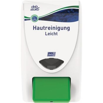 Spender Hautreinigung Leicht DE, H290xB163xT145ca., 2 l weiß