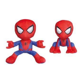 35-3582, Plüschfiguren Spiderman, 53/61 cm, stehend und hockend