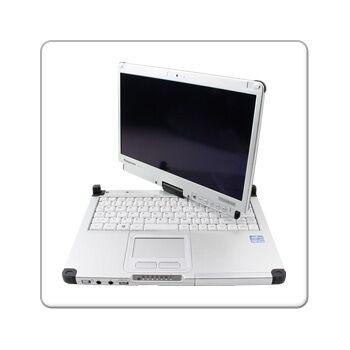 Panasonic CF-C2  MK1   CF-C2AHCGHFF Core I5 -3427u 1,80Ghz 4GB  12,5Zoll  500GB WEB CAM HDMI