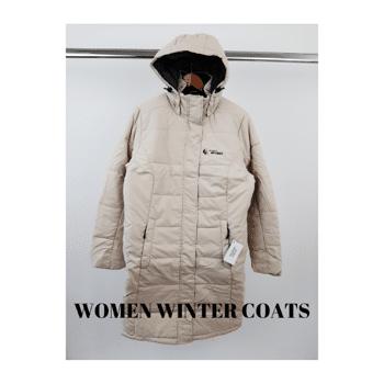 WOMEN'S WINTERCOAT MIX - 8,95 EUR/PC