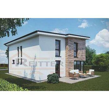 Exklusives Einfamilienhaus - Grundstücksgröße 594 qm