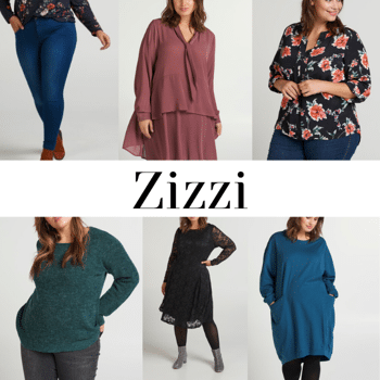 NEW ZIZZI WINTER WOMEN'S PLUS SIZE COLLECTION - FROM 6, 75 €/PC