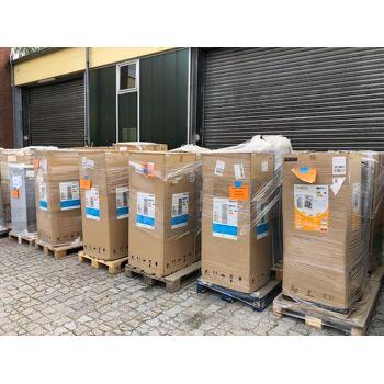 Standmixer / Icecrusher / Küchenmixer mit Glasbehälter 1,5l, 500Watt