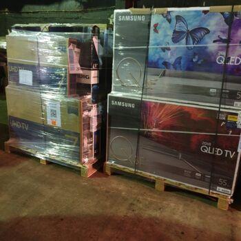 Samsung TV Full HD, 3D, 4K, Curved, QLED, Smart TV, B & C Ware