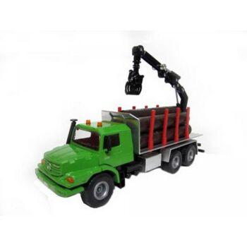 SIKU Holz-Transport-LKW, 1 Stück