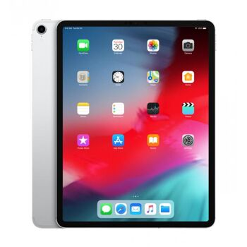 Apple iPad Pro 12.9 inch 256GB (2018) 4G Silver DE MTJ62FD/A