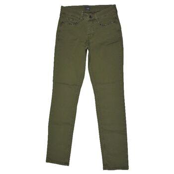 MAC Jeans Angela Pearl DE36 L32 Stretch Slim Hose Damen Jeans Hosen 14-1410