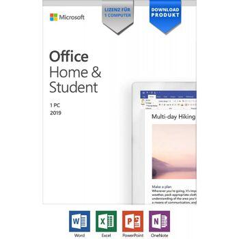 Office 2019 Home & Student | Deutsch | Vollversion mit Supportanspruch