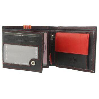 RFID Geldbörse Portemonnaie Portmonee Brieftasche Echt Leder Herren