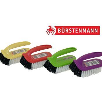 12-1330586, Bürstenmann Universal-Handbürste mit Griff - SONDERPOSTEN
