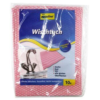12-31000035, Wischtuch 10er Pack, für Küche, Bad, WC
