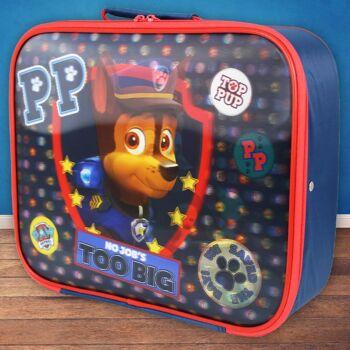 27-49294, PAW Patrol Kinderkoffer, Koffer mit 3D Front-Motiv