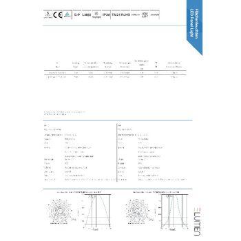Premium Panel inkl. Treiber; 36W, 130lm/W, 4680 lm, 5000 K