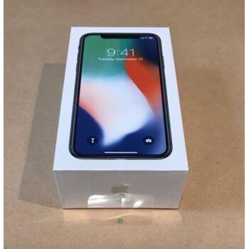 Apple iPhone X 256GB sim-frei
