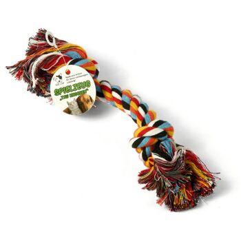 28-115972, Hundespielzeug Tauknochen 26 cm, Kauknochen