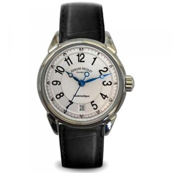 Armand Nicolet Automatik Uhr Uhren Herrenuhr 9540B-AG-P743NR