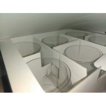 Moderne Wassergläser 6er Set