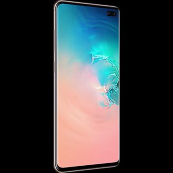 Samsung Galaxy S10+ 512GB DS White 6.4  Android SM-G975FCWGDBT