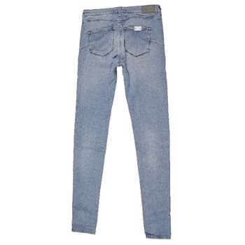 Replay Zackie WA657.000.101 Skinny Push Up W25L32 Damen Jeans Hosen 6-1340