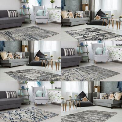 Wohnzimmer Pflegeleicht Chic Kurzflor Teppich Modern Designer TOP Preis vom Hersteller