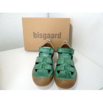 Bisgaard Leder geschlossene Sandalen Mädchen 70262.117 Gr.22