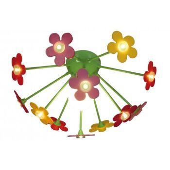 """Deko-Deckenleuchte """"Flower"""" d:39cm"""
