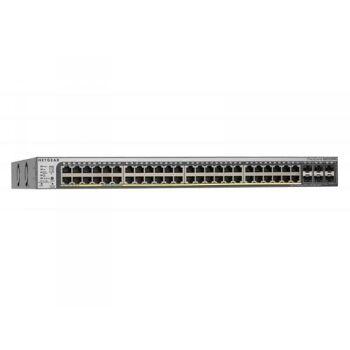 Netgear ProSAFE  52-Port Gigabit PoE Smart Managed Switch GS752TPS