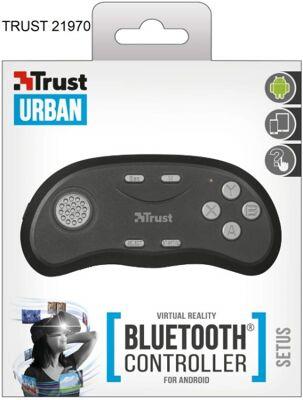 12-541563, Trust Urban Bluetooth Steuerung für Virtual Reality Apps, Ideal für Kombination mit VR-Brille.