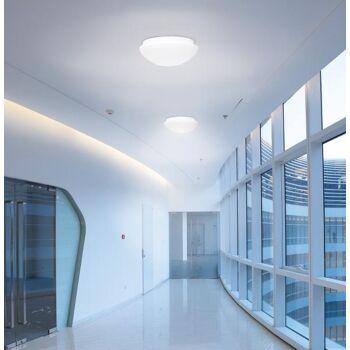 LED Wand- Deckenleuchte d:29cm