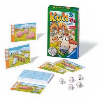 Ravensburger Kuh & Co Kartenspiel, 1 Stück