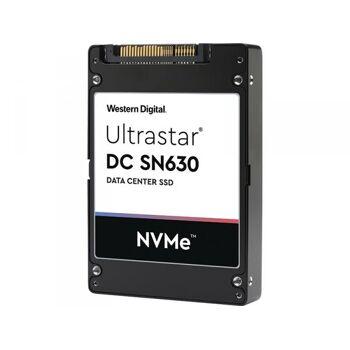 Western Digital SSDE Ultrastar DC SN630 7.68TB NVMe 0.8DW/D 0TS1620